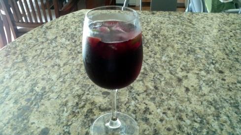 Sangria Recipe from Paggi Pazzo