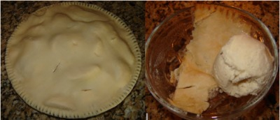 Fresh Apple Pie Recipe Photo from Mrs. Paggi Pazzo
