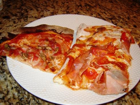 Roman Style Pizza - Authentic Thin Crust and Pizza al Taglio from Paggi Pazzo