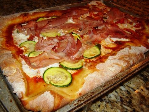 Roman Style Pizza - Pizza al Taglio from Paggi Pazzo