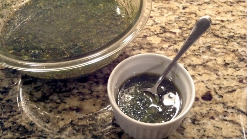 Argentinian Chimichurri Recipe from Paggi Pazzo