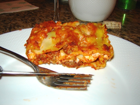 Bologna Style Lasagne recipe from Paggi Pazzo