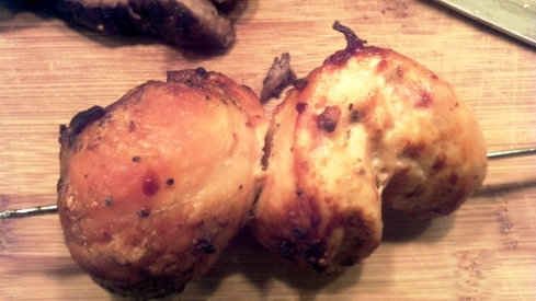 Grilled Brazilian Churrasco Style Chicken Recipe from Paggi Pazzo