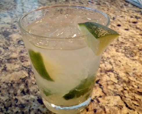Traditional Brazilian Caipirinha recipe from Paggi Pazzo