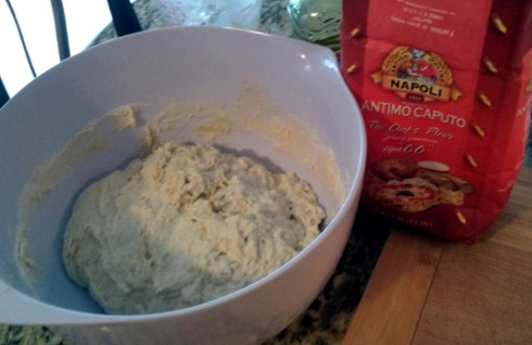 Homemade Napoletana Margherita Pizza Dough Recipe from Paggi Pazzo